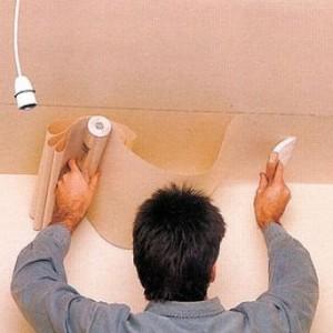 Дефекты на обоях: инструкция по устранению