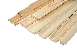 Как согнуть по радиусу деревянный плинтус