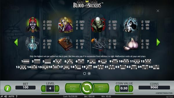Игровой автомат Blood Suckers - наслаждайся выигрышами в онлайн казино Вулкан Старс