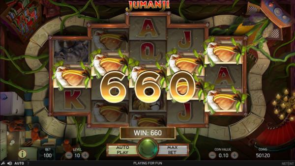 Игровой автомат Jumanji - играть в аппараты НетЕнт в Вулкан казино