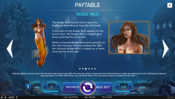Игровой автомат Secrets of Atlantis - в казино ГМСлотс играй в слотах от НетЕнт