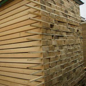 Лесоматериалы и их использование в строительстве.