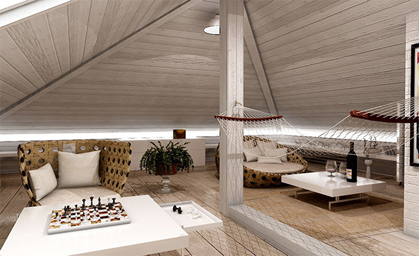 Мансардный этаж: проектирование и строительство – Жизнь на чердаке