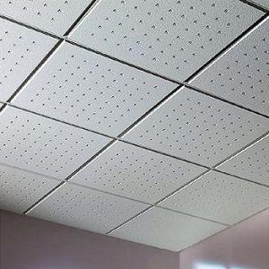 Подвесные потолки из минерального волокна