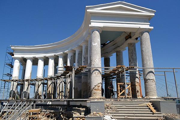 Реставрация зданий