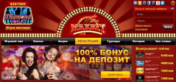 Скачать лучшие азартные игровые слот-автоматы на игровом портале Максбет Слотс