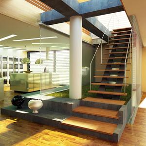 Виды лестниц в доме